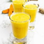 Easy turmeric shot recipe