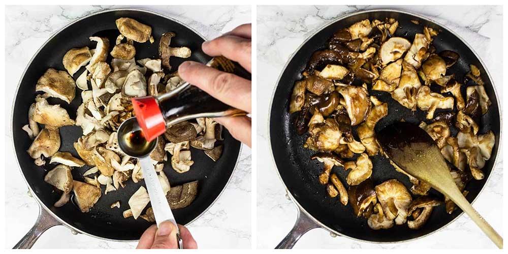 How to cook Shiitake mushrooms