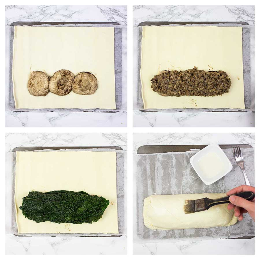 Step-by-step Wellington