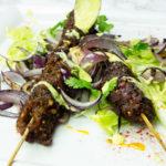 Plant-based Seekh Kebabs
