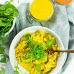 Vegan butternut squash mac no cheese recipe