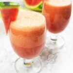 Watermelon smoothie - easy and nutrient-rich