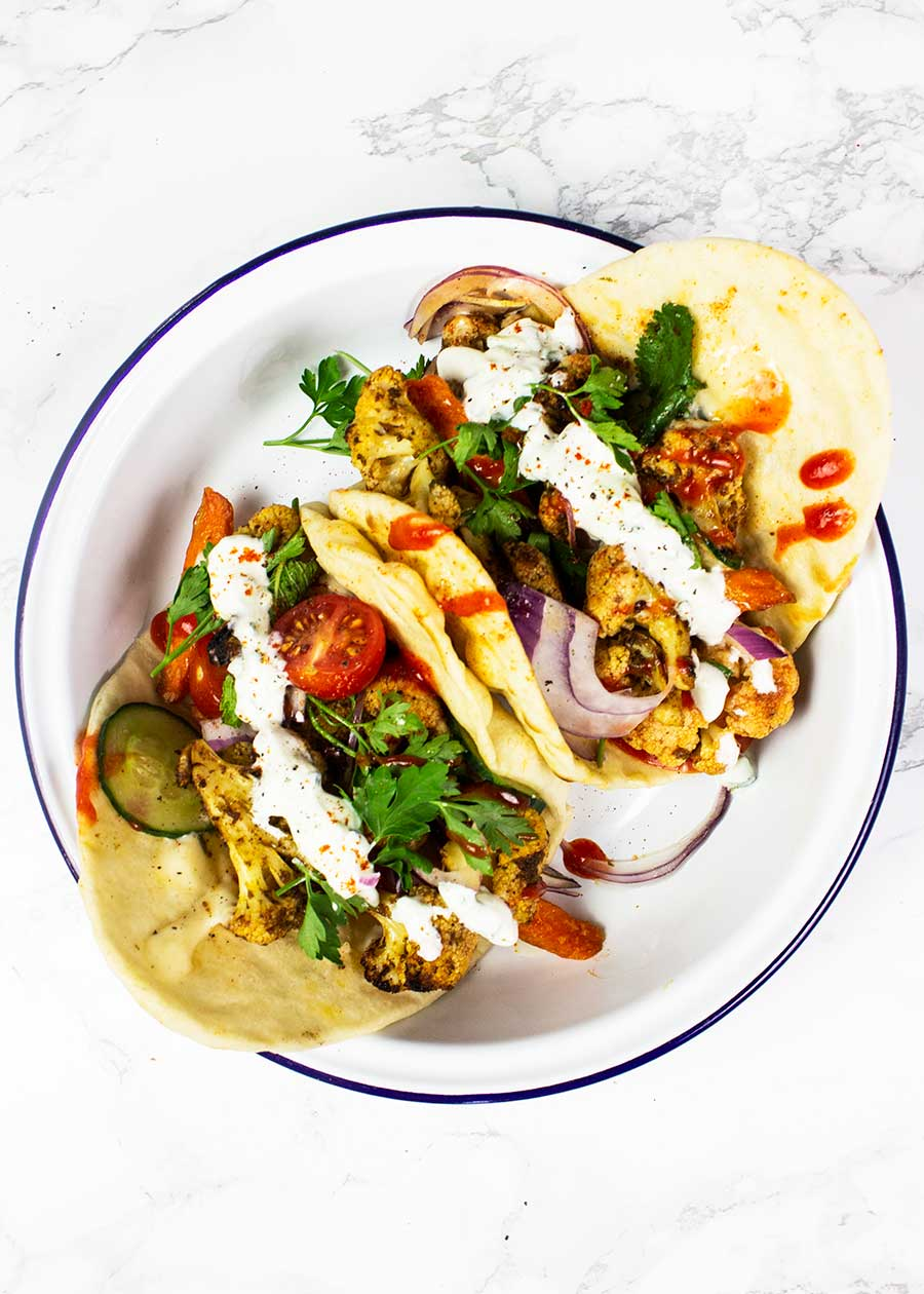 Vegan gyros recipe