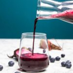 Beetroot blueberry juice recipe