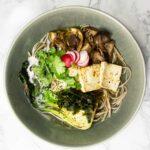 Vegan ramen noodles recipe